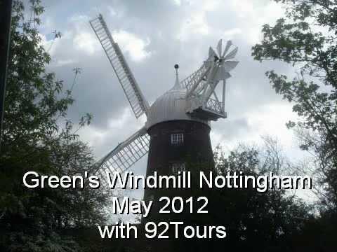 Nottingham Windmill