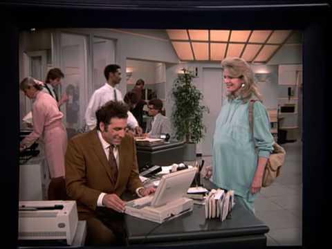 Seinfeld, Kramer and Murphy Brown Clip from The Keys Season 03 Episode 22