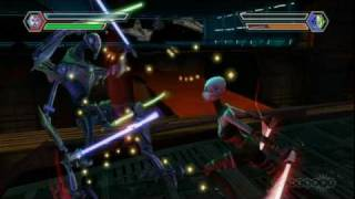 Star Wars The Clone Wars: Lightsaber Duels Video Review