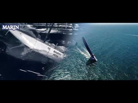 MARIN Zero-emission shipping meets Volvo Ocean Race