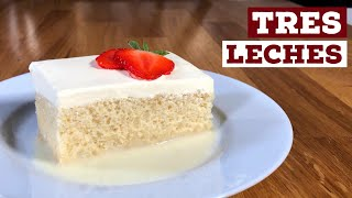 Tres Leches Cake Recipe | Just Cook!
