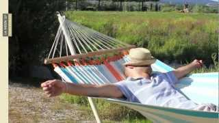 La Siesta Colada - Hammock With Spreader Bars