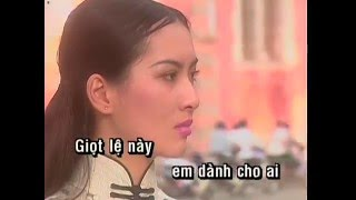 Lệ úa Minh Tuyết - Karaoke