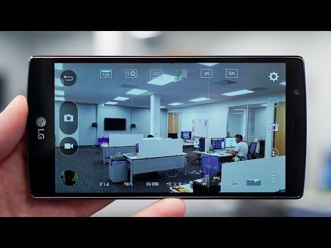 LG G4 Camera: Manual Mode Explained