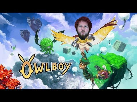 Wednesday Interactive and Man, Owlboy is dark...