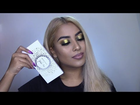 JHxMorphe Vault Palette Review    Armed and Gorgeous    Collab with xx Khanya xx