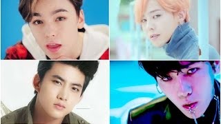 [TOP 20] MOST HANDSOME MALE KPOP IDOLS (1/3)