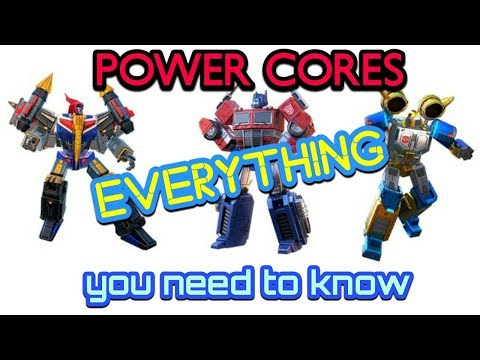 Power cores! Bot cores: best cores and uses on which bots