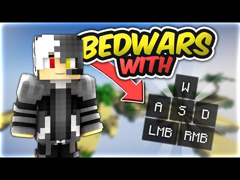 Whats My Cps? | Bedwars With Keystrokes