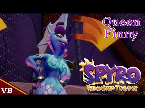 Spyro 2: Ripto's Rage 100% (Reignited Trilogy): Ep. 5 - Ocean Speedway Blues
