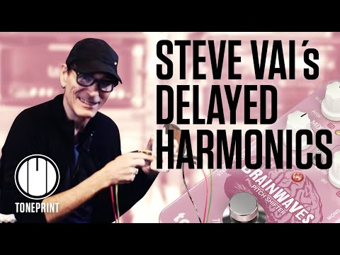 """Steve Vai - """"This is science in a box"""""""