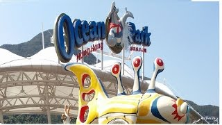 Ocean Park Hongkong -- Filipino Channel --
