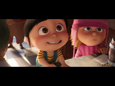 Cheese Festival Funny Fight Scene   Despicable Me 3 (2017) Hd