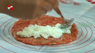 Video recept - Punjena pljeskavica i gurmanski krumpir