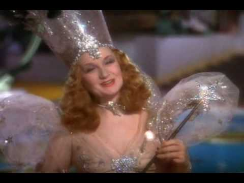 glinda the good witch is a jerk youtube