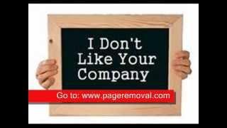 Complaint Removal Service ( Remove Complaints Online )
