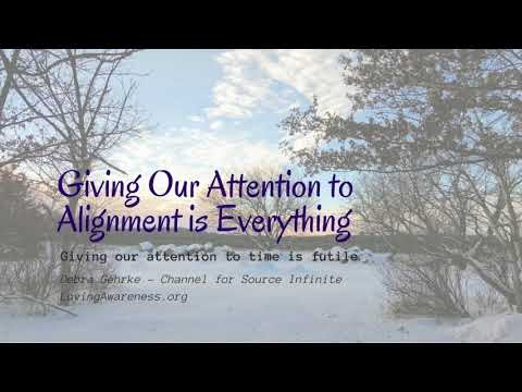 Giving Our Attention to Alignment is Everything