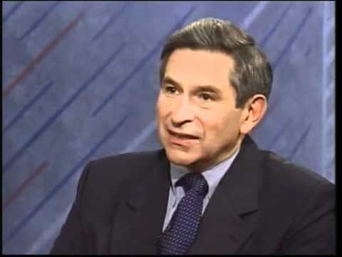 9/11 Paul Wolfowitz Interview PBS News Hour With Jim Lehrer September 14, 2001
