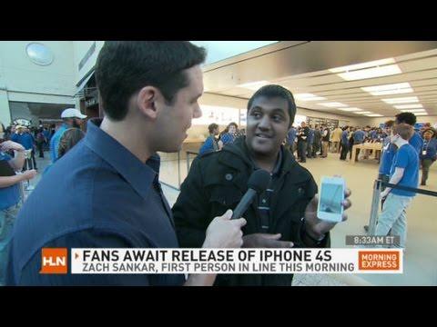iPhone4S buyer: