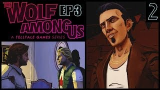 MD Plays Wolf Among Us EP3: DON