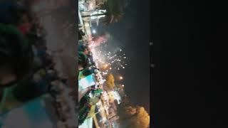 إحتفالات راس السنة 2019 شارع فلسطين بغداد