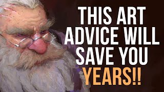 This Art Advice Will Save You Years!