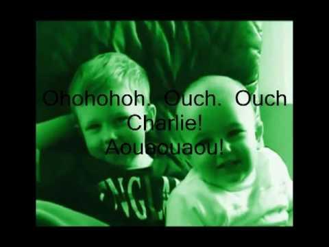 Charlie Bit Me Song With Lyrics