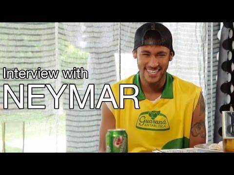 Interview With Neymar