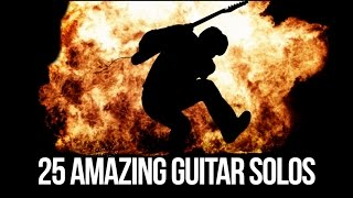 25 Amazing Guitar Solos - Karl Golden