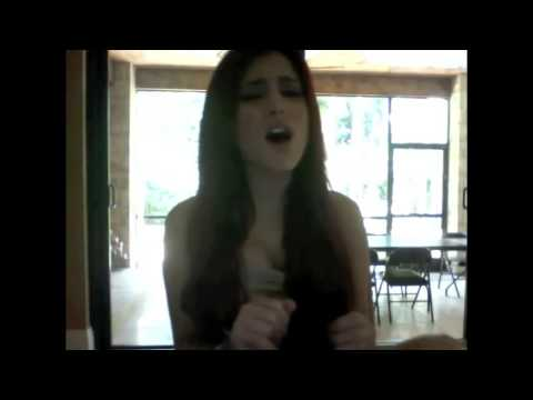 Ariana Grande singing 'Teenage Dream'  Katy Perry xx
