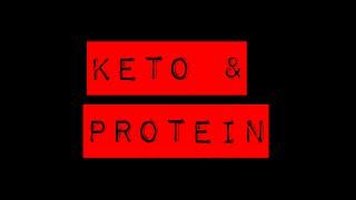 Protein consumption on keto
