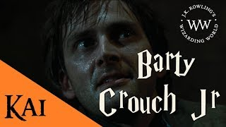 Barty Crouch Jr y el Plan de Voldemort en Harry Potter 4