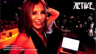 Katsuyaku Girls - Amy Kao 高慧珊 aka DJ Bombshell Hangzhou Tour 高慧珊杭州演出