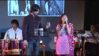 Hamid & Harjot sing 'Saanjh Dhali Dil Ki Lagi'.mpg