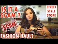 Street Style Store Haul (Clothes & Specially Boots) Honest Review | Is It A Scam? | Online Shopping