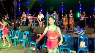 รำวงเพชรบุรีแถวบ้านนาทอง มันส์ๆ รอบที่2 นางรำสาวสวย1คณะ #ส_หาดสวรรค์ cover #พรพรหมเมืองเพชร