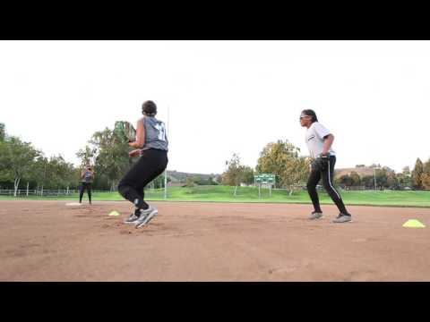 Tony Medina softball drills 2016