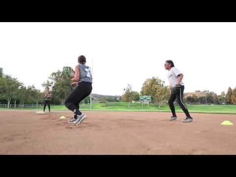 Tony Medina softball drills 2016