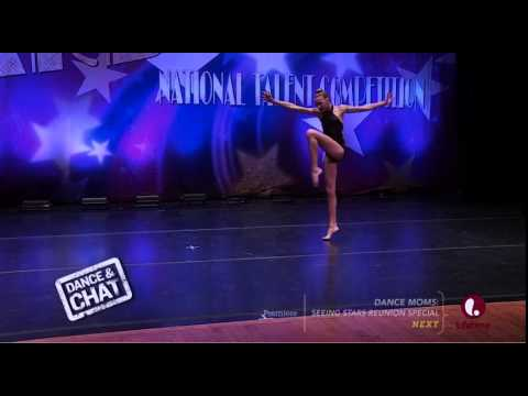 Hurtful Words - Ava Cota - Full Solo - Dance Moms: Dance & Chat