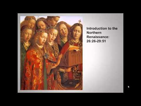 early northern renaissance When we talk about the northern renaissance, what we actually mean is renaissance happenings that occurred within europe, but outside of italy because the most innovative art was created in france, the netherlands, and germany during this time, and because all of these places are north of italy.