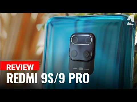 Xiaomi Redmi Note 9s / 9 PRO review