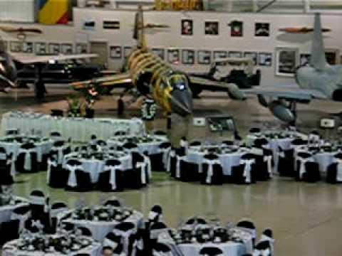 wedding the canadian warplane museum youtube