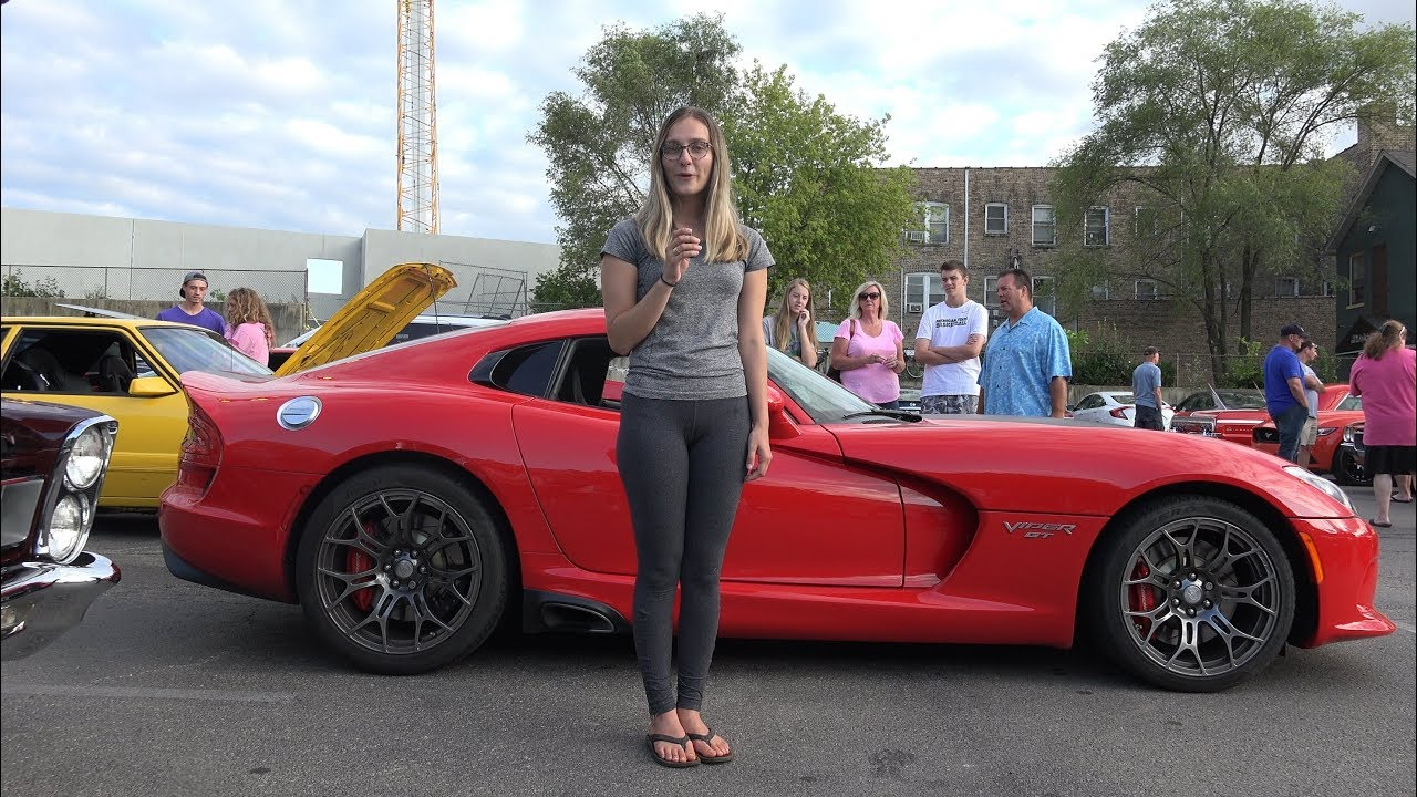 2015 Dodge Viper - Tires are Expensive - Second Car ...
