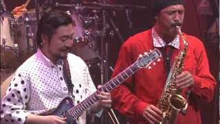 """ASAYAKE by CASIOPEA and T-SQUARE from """"CASIOPEA vs SQUARE"""" in 2004."""