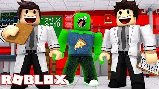 ZOMBIE FACTORY IN ROBLOX!