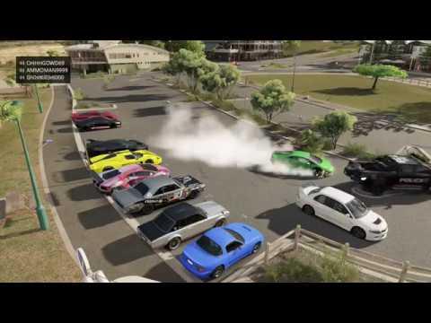 Forza Horizon 3: Cars & Coffee live any car Sunday cruise and drifting