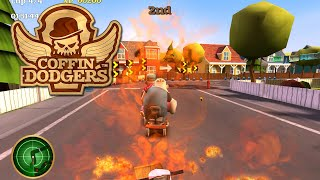 Coffin Dodgers [Gameplay, PC]