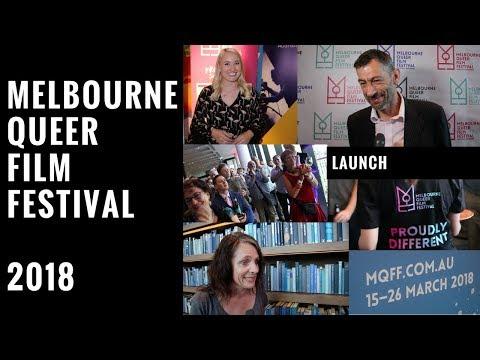 LAUNCH: Melbourne Queer Film Festival 2018