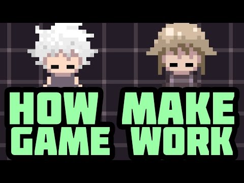 RPG Maker Game Troubleshooting