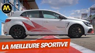 Renault Mégane R.S. Trophy-R : La meilleure sportive française... va disparaître !